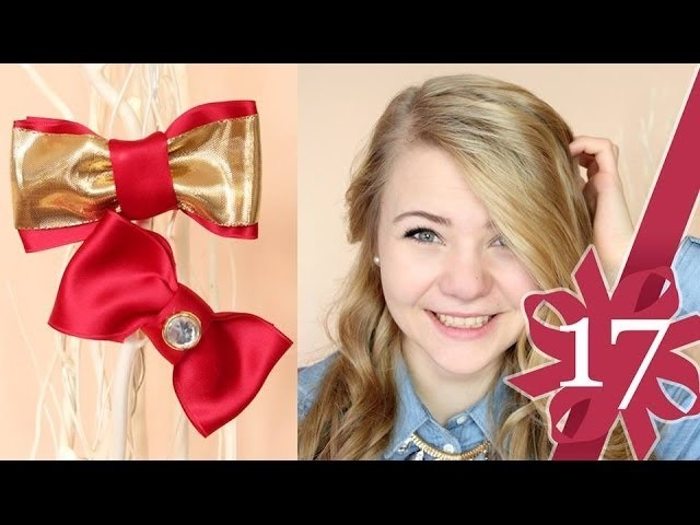 DIY Schleifen - Weihnachts Edition + Magnolia Adventskalender!