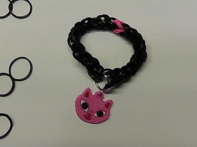Looms # 1 Armbänder. bracelets  (mit Häkelnadel.with crochet hook)