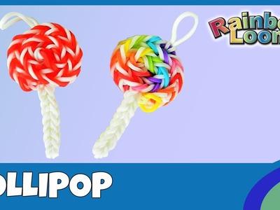 Rainbow Loom Lollipop - deutsche Anleitung