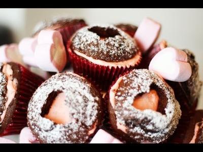 Cupcake Strauß zum Valentinstag | #yummypilgrim