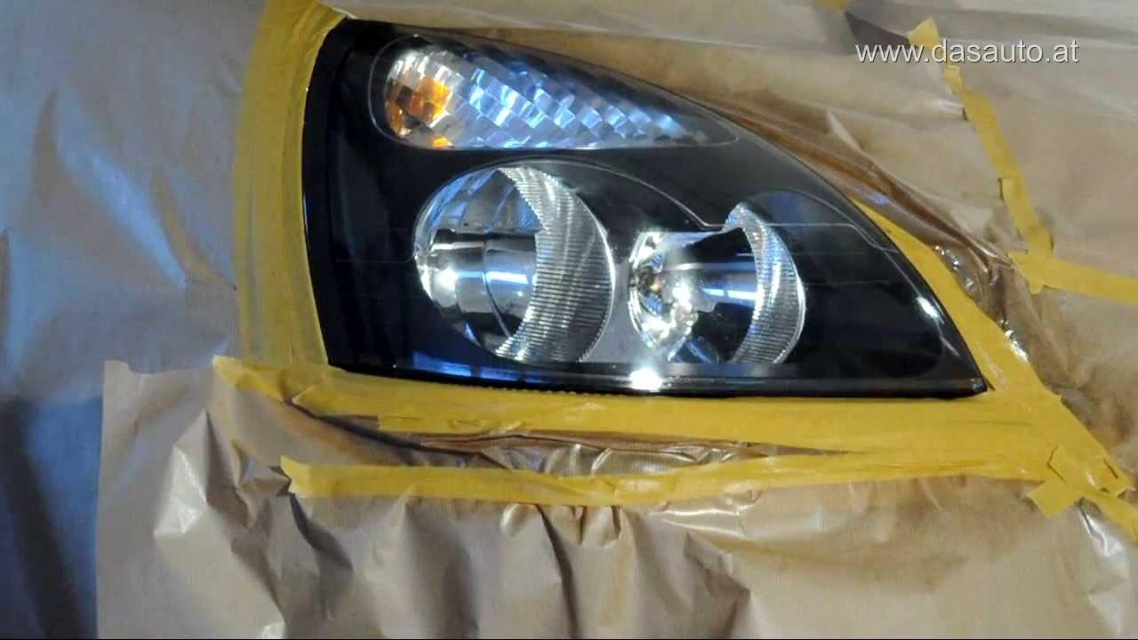 DasAuto - Easy Repair - Vergilbte Scheinwerfer