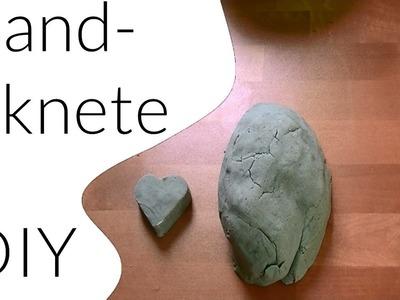 DIY Sandknete I Kinder I SELBER MACHEN I DO IT YOURSELF I Deutsch 2015