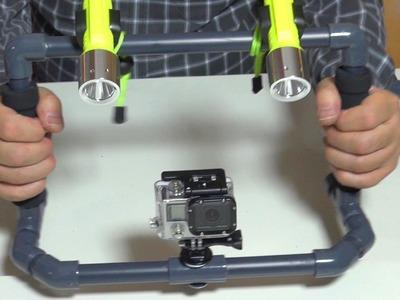 DIV GoPro Rig for underwater GoPro Steady Cam - Tauch-Rig für die GoPro im Selbstbau