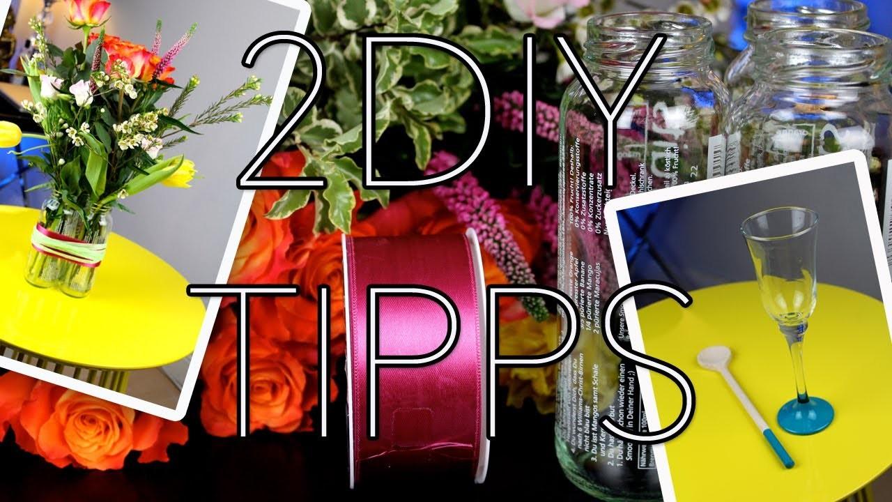 DIY 2 Quick Deko Tipps - Neuer Look! - Nextup Video