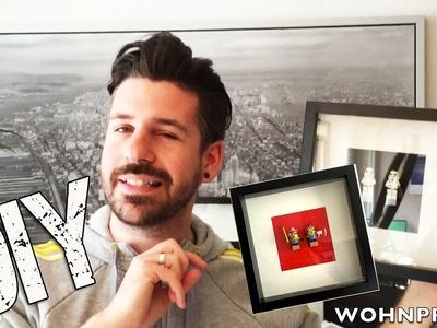 DIY - Geschenkidee für Sammler | #WohnVlog 7 #Wohnprinz