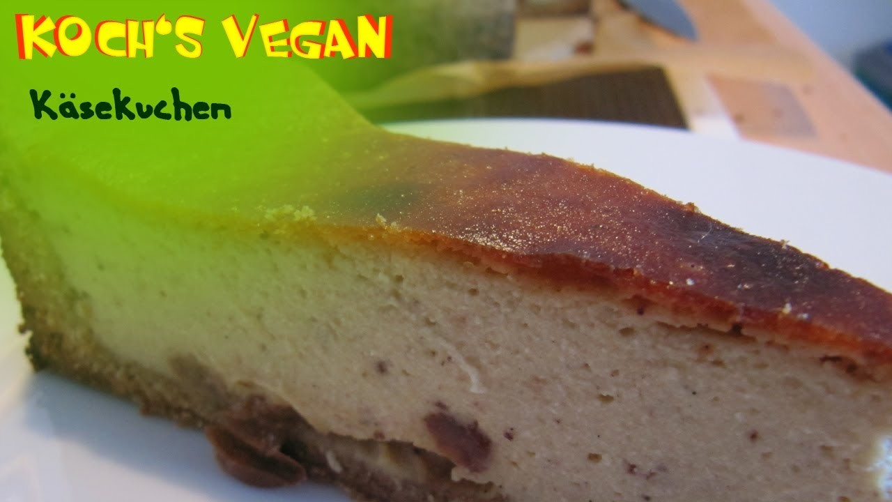 veganer k sekuchen kuchen backen veganer kuchen vegane rezepte von kochs vegan. Black Bedroom Furniture Sets. Home Design Ideas