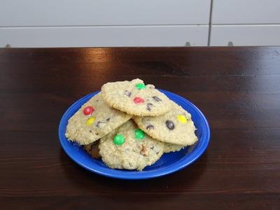 DIY Haferflockenkekse Hafer-Kekse. Oat Cookies selber backen | Eva backt für euch!