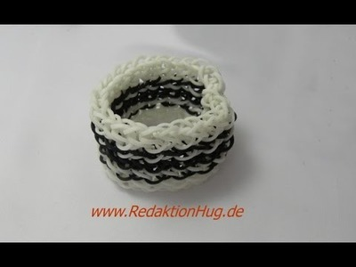 Loom Bands ohne Rainbow Loom Deutsch A 12 - Veronika Hug