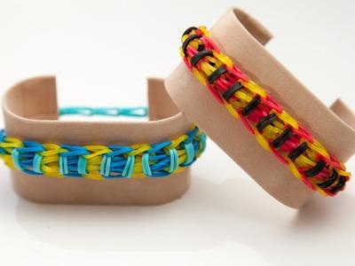 Rainbow Loom Upsy Daisy Twistzy Wistzy Armband
