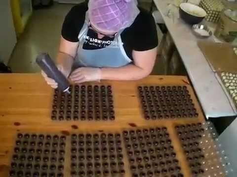 Anleitung: So werden Pralinen gemacht - DIY