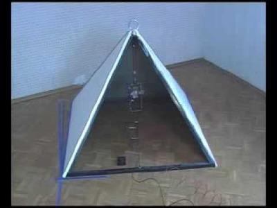 Pyramid Magnet - free energy - english subtitle