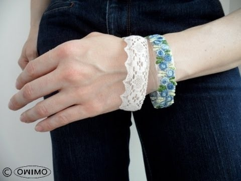 Plastikflaschenarmband selber machen - OWIMO Design Upcycling