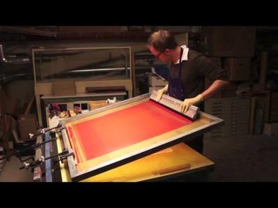 Der Siebdruck (Ein Kurzfilm von Polygraphicae)