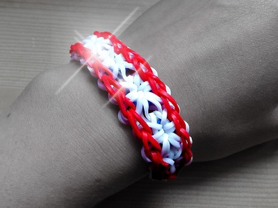 Sternen Armband - Dr. Loom - © Woolpedia