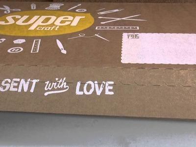 DIY Box - Crafting Kit Verlosung - Bekanntgabe des Gewinners