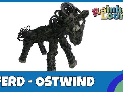 Rainbow Loom Pferd OSTWIND - deutsche Anleitung