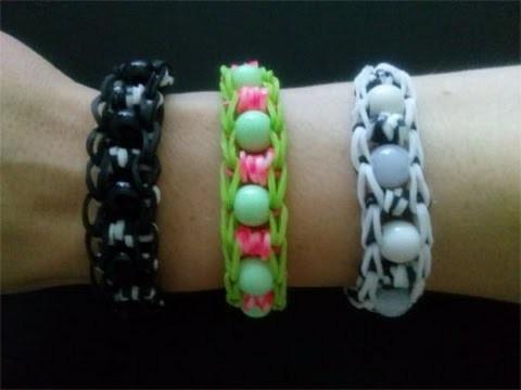 Perlen Armband,Crazy Loom,Rainbow Loom,Zauber Loom,Deutsch