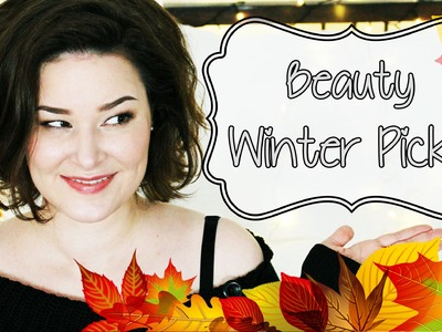 Beauty Empfehlungen für den Winter I Meine Beauty Winter Picks I call for cozy