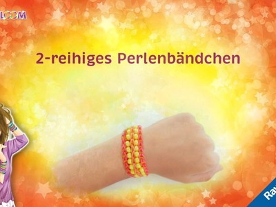 So Styly: Lovely Loom - 2-reihiges Perlenbändchen - Video-Anleitung