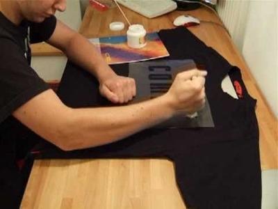 T-Shirt selber gestalten