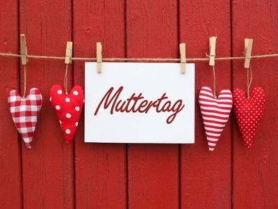 Muttertag Last Minute Geschenke + Nailart