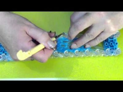 Rainbow Loom 3D Minion Osterei - von Lachtäubchen