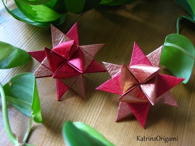 Origami ★ Fröbel Star ★