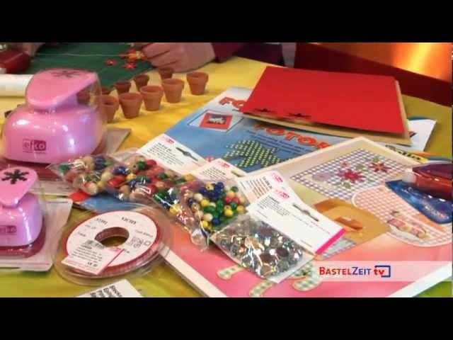 Bastelzeit TV 93 - Papiermobile