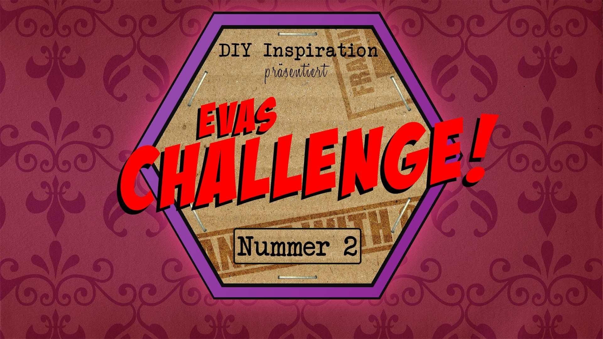 DIY Inspiration Challenge #2 Jutebeutel | Eva und Kathi's Challenge | Do It Yourself Tutorial