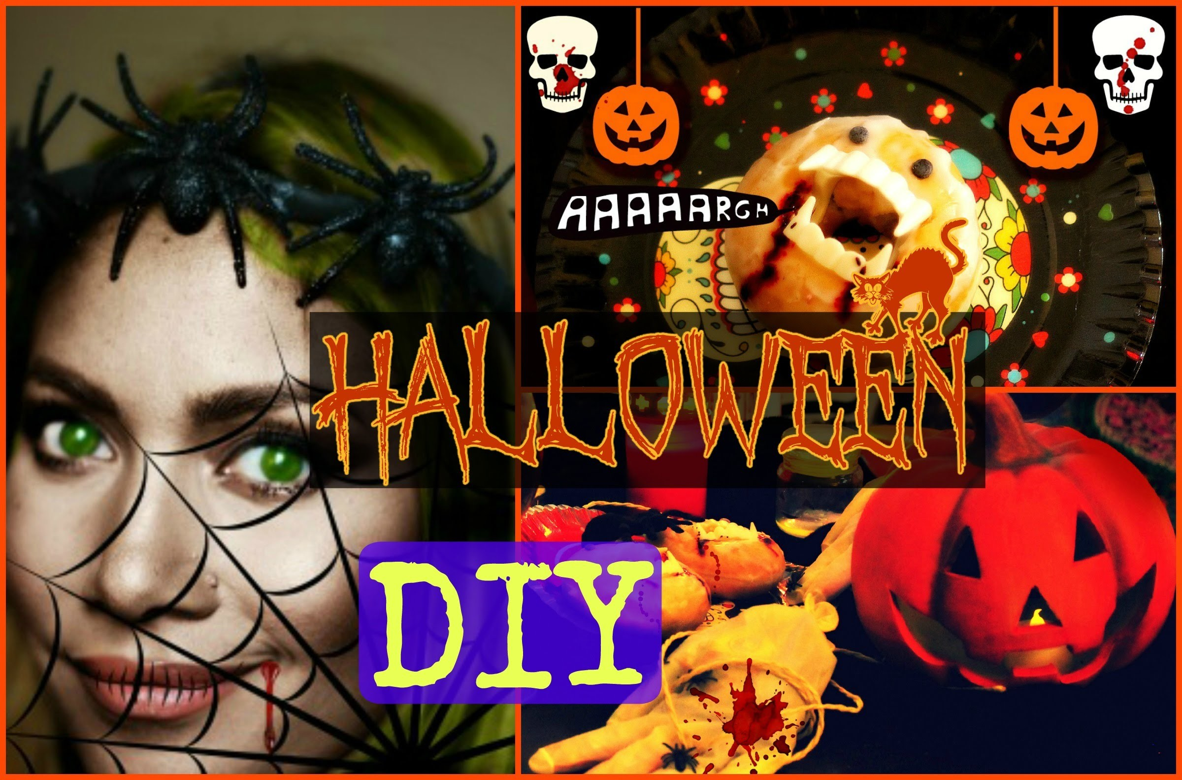 Halloween - Decor, DIY, Snacks | funnypilgrim
