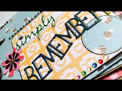 Scrapbook---Papiertüten Mini Album--- [tutorial | deutsch]