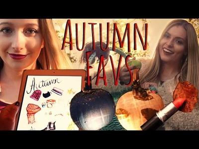 Autumn Favs - Makeup, Kürbis DIY, Wallpapers und mehr!