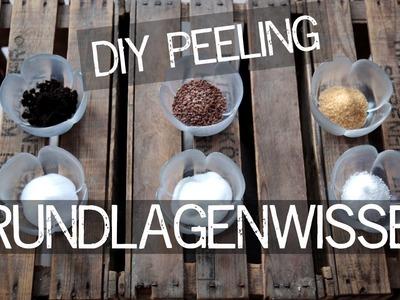 DIY Peeling - Grundlagenwissen - kekulo