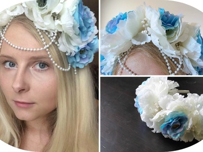 DIY | Blumenkranz | Flower Crown