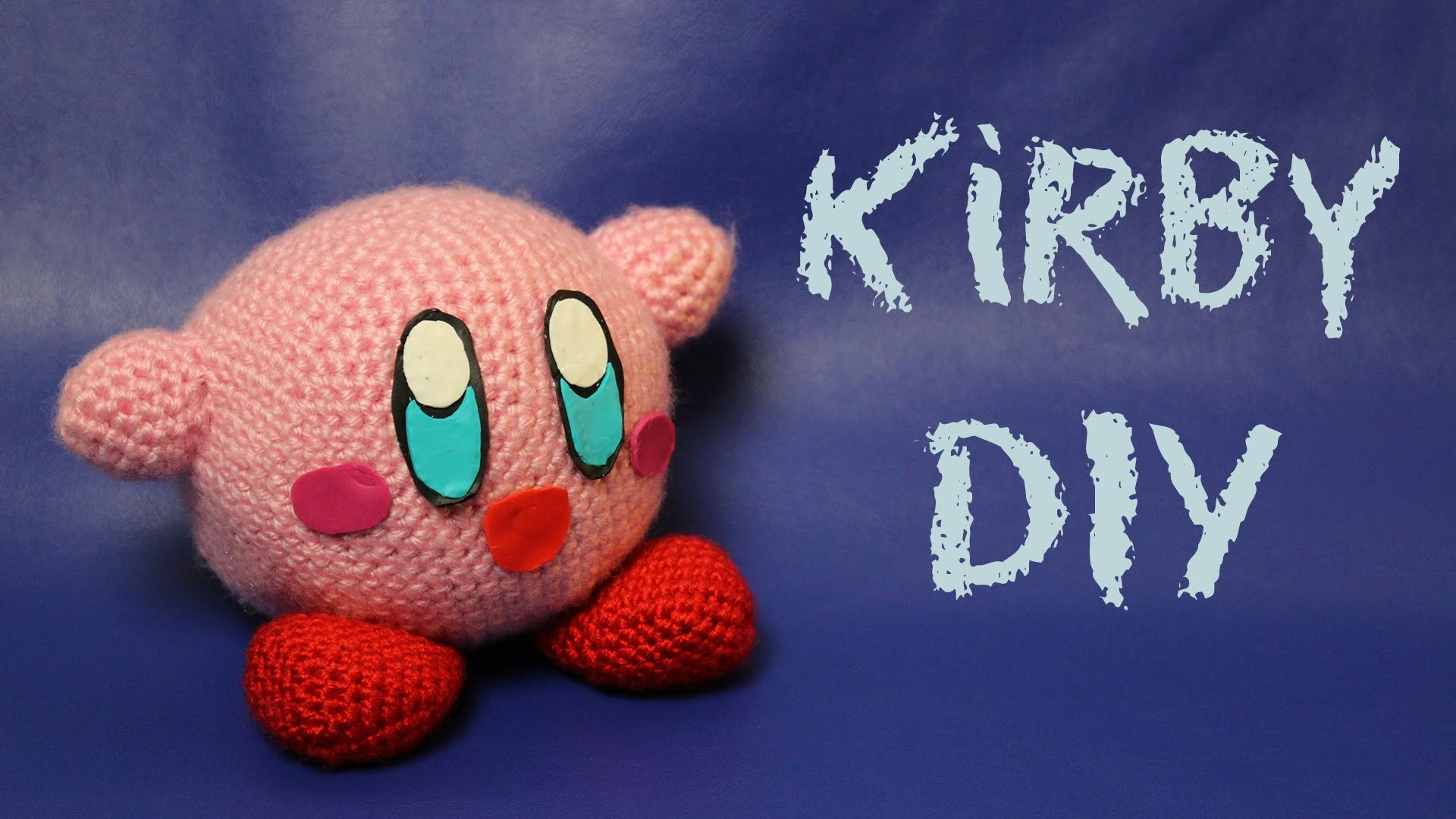 kirby h kelanleitung amigurumi einfach diy. Black Bedroom Furniture Sets. Home Design Ideas