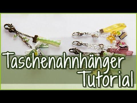 [DIY ♡ Crafting] Taschenanhänger | Bag Charms
