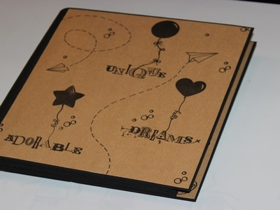 Scrapbook Tutorial #2 (deutsch)