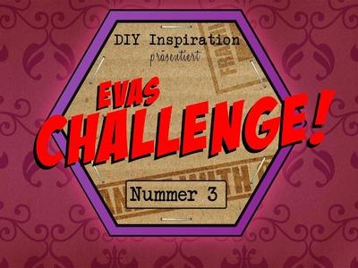 DIY Inspiration Challenge #3 Tassen | Eva und Kathi's Challenge | Do It Yourself Tutorial | deutsch