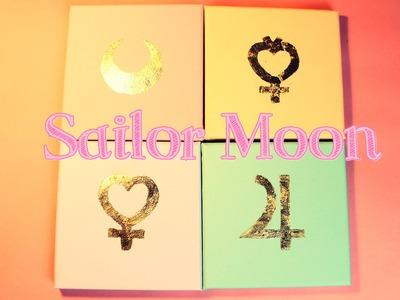 Sailor Moon und Blattgold  DIY