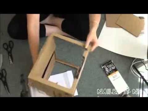 DIY Light Box Tutorial Pflege amp So verwenden