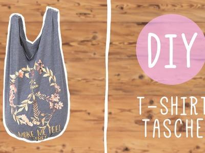 DIY mit Nina Moghaddam: Coole T-Shirt Tasche