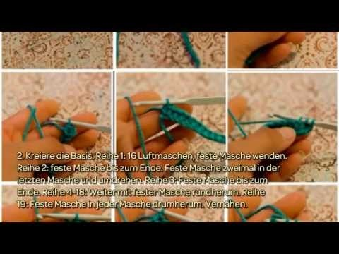 Eine Hübsche Handytasche Selbst Häkeln  - DIY Crafts - Guidecentral