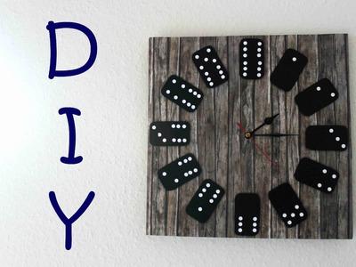 DIY Geschenk für Jedermann - DIY (recycled) Uhr