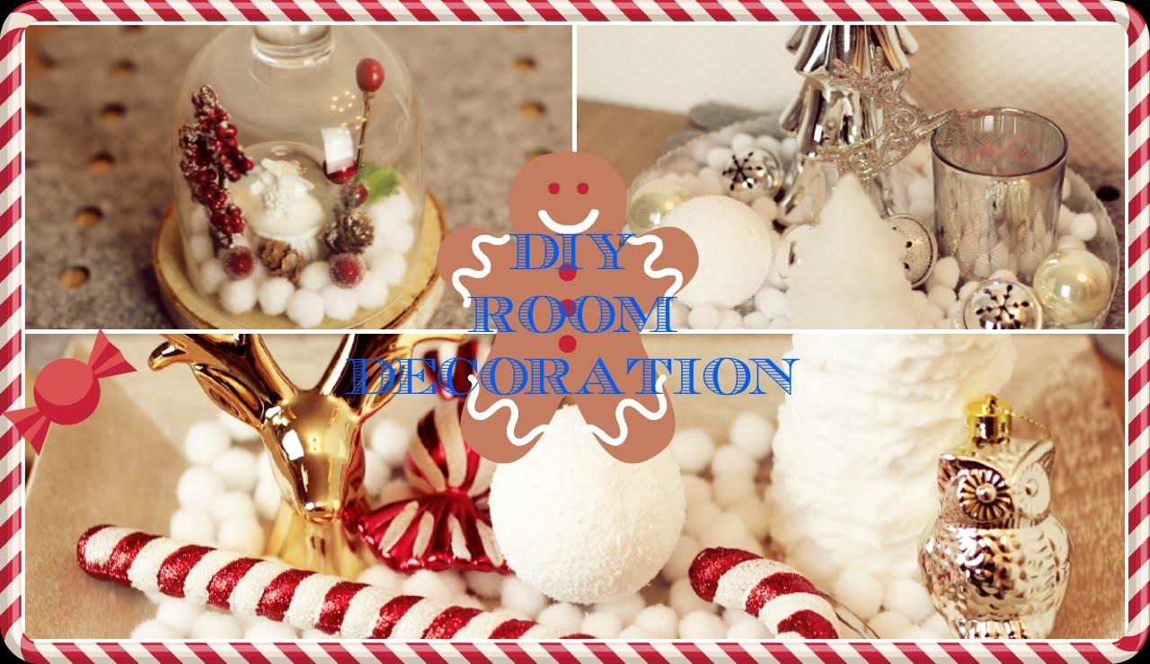DIY Room Decoration #007XMAS
