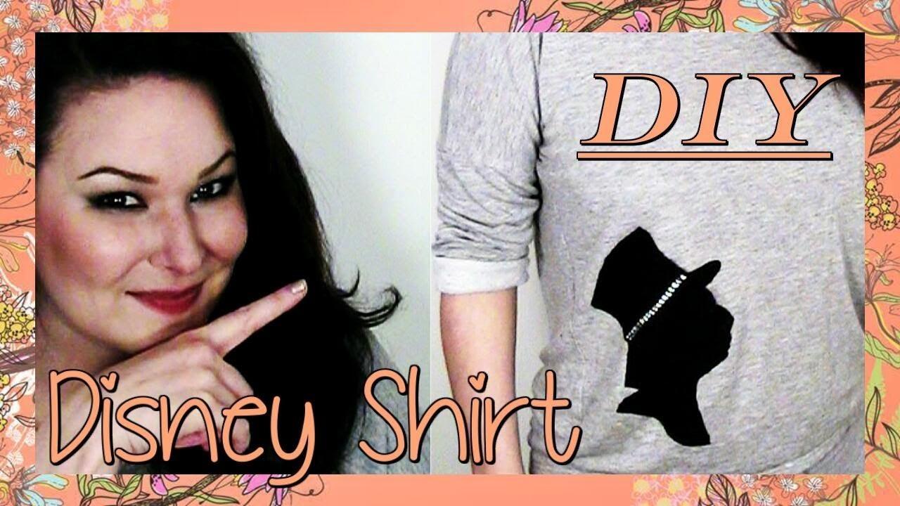 DIY Disney Shirt - Magnolia DISNEY AKTION + GEWINNSPIEL