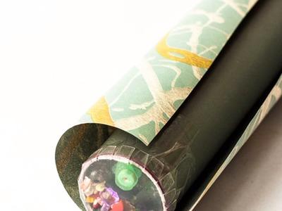 Ein Kaleidoskop Selber machen - DIY Crafts - Guidecentral