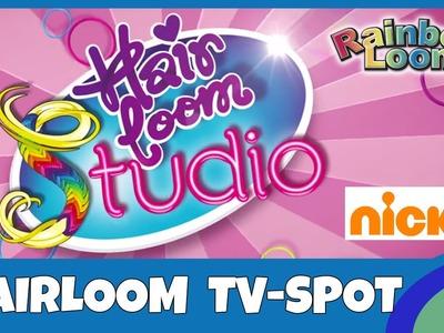 HairLoom TV-Spot auf Nickelodeon