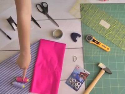 Schürzen - DIY |Dery's Tutorial für Jedermann