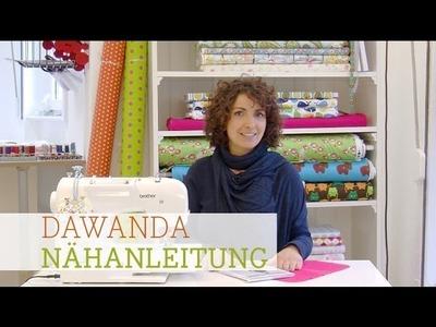 """DaWanda Nähschule: """"Wie mache ich einen Abnäher?"""""""
