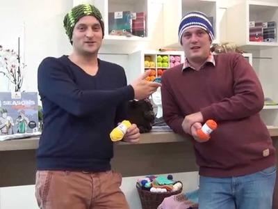 Anleitung für die Siegermasche zur myboshi Häkel WM 2015